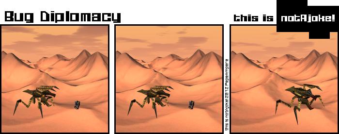 Bug Diplomacy