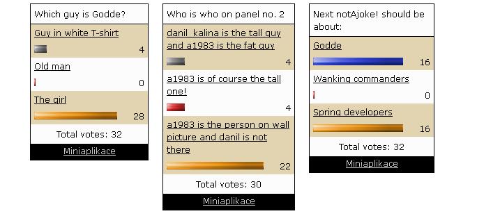 Survey at NOTA joke 07