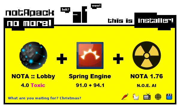 NOTA Installer 1.0